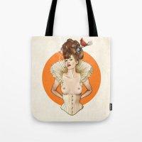Miss Virginia Tote Bag