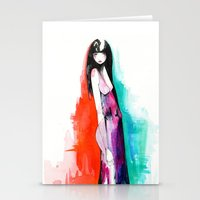 April II Stationery Cards