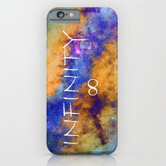 Infinity stars in Sagittarius constelation ∞ iPhone & iPod Case