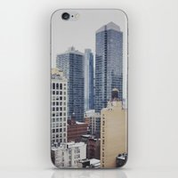 Views of New York City iPhone & iPod Skin