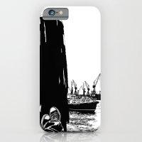 iPhone & iPod Case featuring hamburg fischmarkt by Jette Geis