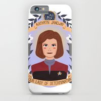 Kathryn Janeway iPhone 6 Slim Case