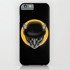 Catwork Orange iPhone 6 Slim Case