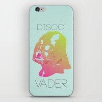 Disco Vader iPhone & iPod Skin