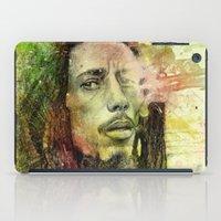 Reggae Rebel (Marley) iPad Case