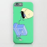 Onigiri video games! iPhone 6 Slim Case