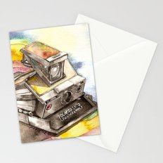 Vintage gadget series: Polaroid SX-70 Model 3 Land Camera Stationery Cards