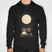 Moon Gazing Hoody