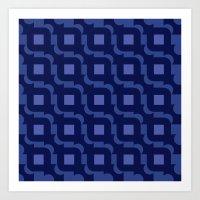 Pattern Print Edition 1 … Art Print