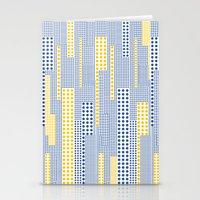 Geo Pattern 06 Stationery Cards