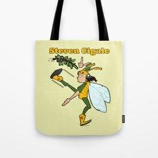 Steven Cigale Tote Bag