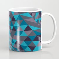 Triangulation (Inverted) Mug