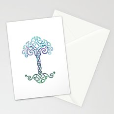 Woven Tree of Life - Cool Stationery Cards