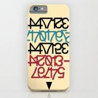 #problems=#money iPhone 6 Slim Case