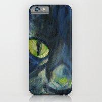Totoro the cat iPhone 6 Slim Case