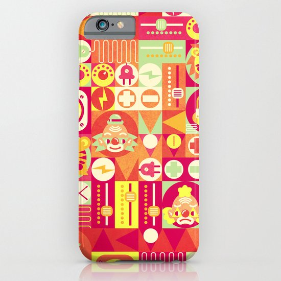 Electro Circus iPhone & iPod Case