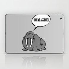 Angry Walrus Laptop & iPad Skin