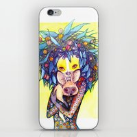 To Africa With Love iPhone & iPod Skin