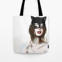 Superheroes SF Tote Bag