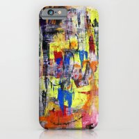 iPhone & iPod Case featuring RICHTER SCALE 1 by JANUARY FROST