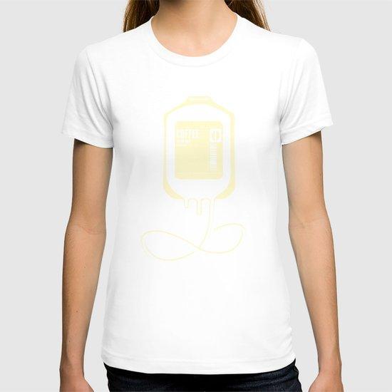 Coffee Transfusion T-shirt