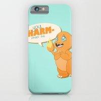 You CHARMander Me iPhone 6 Slim Case