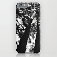 iPhone & iPod Case featuring Trees by bulhaa