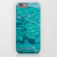 Mediterranean Water iPhone 6 Slim Case