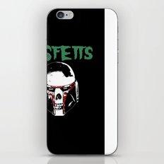 Misfetts iPhone & iPod Skin