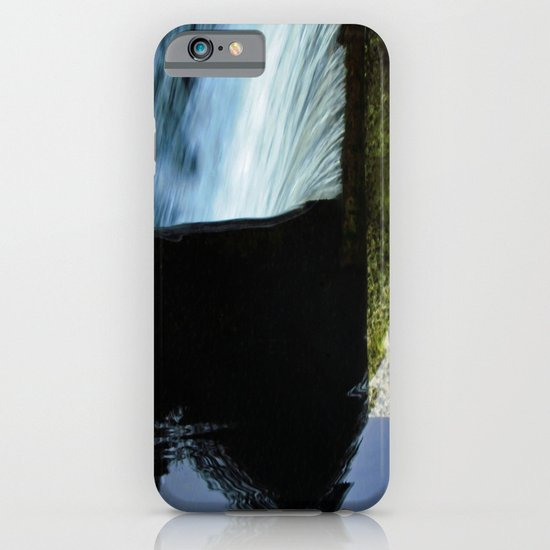 Reflective Waterfall iPhone & iPod Case