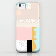On the wall#3 iPhone 5c Slim Case