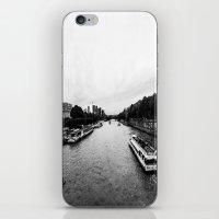 The Seine  iPhone & iPod Skin