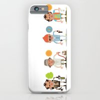 iPhone & iPod Case featuring Murrays by The Drawbridge
