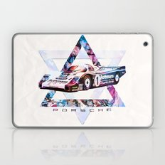 Porsche 956 C Coupé // Le Mans Race Cars Laptop & iPad Skin