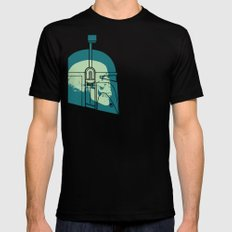 Bounty Hunter Black SMALL Mens Fitted Tee