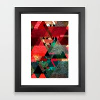 Abstract 09 Framed Art Print