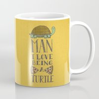 Being A Turtle Mug