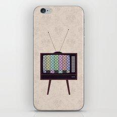 no signal iPhone & iPod Skin