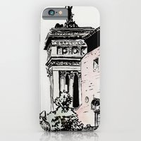 The lovers of the Capitoline Hill - Rome iPhone 6 Slim Case