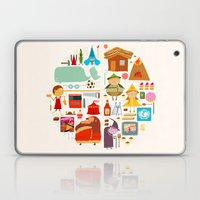 Hansel Und Gretel + Pino… Laptop & iPad Skin