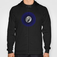 DOUBLE YIN AND YANG IN SPACE Hoody