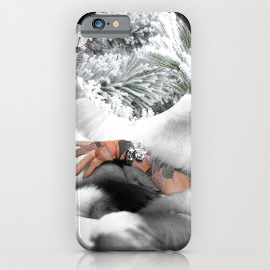 Ice Queen iPhone & iPod Case