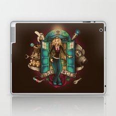 I am the Bad Wolf Laptop & iPad Skin