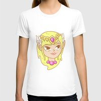 zelda T-shirts featuring  Zelda  by HypersVE