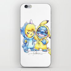 No One Gets Left Behind. iPhone & iPod Skin