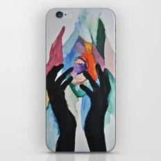 scream my name  iPhone & iPod Skin
