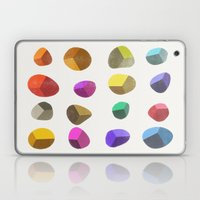 Painted Pebbles 2 Laptop & iPad Skin