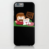 iPhone & iPod Case featuring South Parks and Rec by Jason van Zwieten