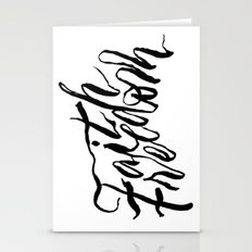 Faith & Freedom II Stationery Cards