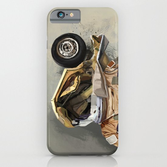 Motor head iPhone & iPod Case